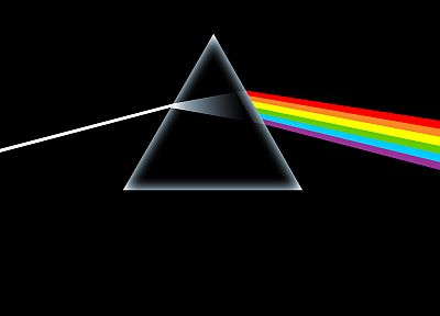 Pink Floyd, prism, rainbows - related desktop wallpaper