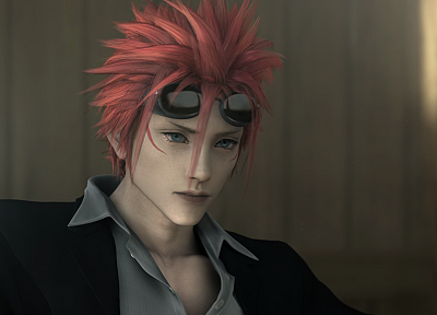 Final Fantasy VII Advent Children, reno - random desktop wallpaper