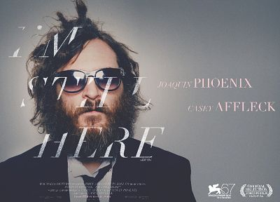 Joaquin Phoenix, I'm Still Here - random desktop wallpaper