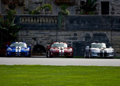 cars, viper, vehicles, Dodge Viper - desktop wallpaper
