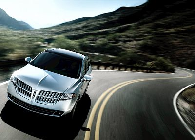 cars, roads, Lincoln, front view, Lincoln MKX - random desktop wallpaper