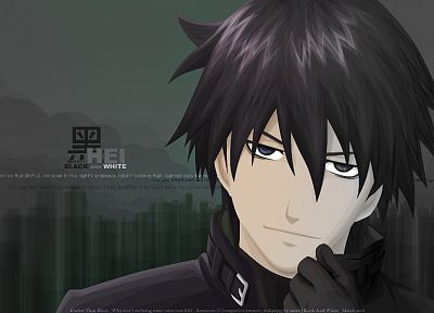 text, Darker Than Black, Hei - related desktop wallpaper