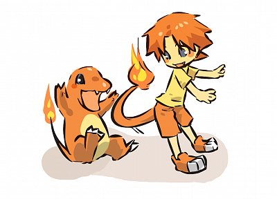 Charmander, Hitec - random desktop wallpaper