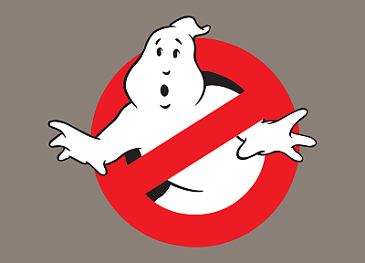 movies, Ghostbusters, logos - desktop wallpaper