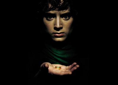 movies, The Fellowship of the Ring, Frodo Baggins - random desktop wallpaper