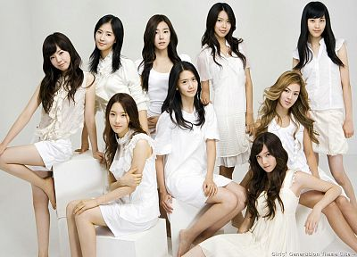 women, dress, Girls Generation SNSD, Asians, Korean, K-Pop - random desktop wallpaper