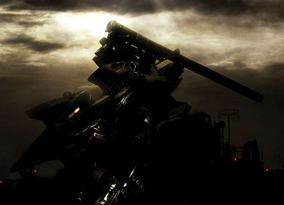 video games, Armored Core - desktop wallpaper