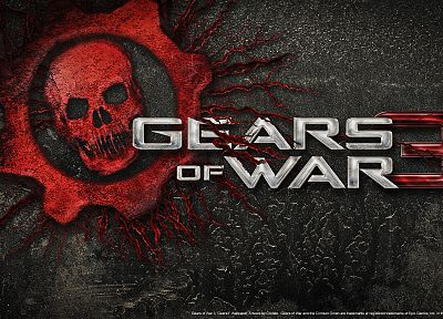 Gears of War - random desktop wallpaper