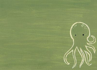 octopuses, artwork - desktop wallpaper