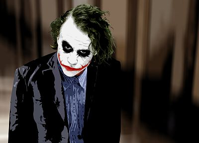 The Joker, Heath Ledger - random desktop wallpaper