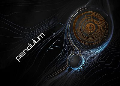 Pendulum - random desktop wallpaper