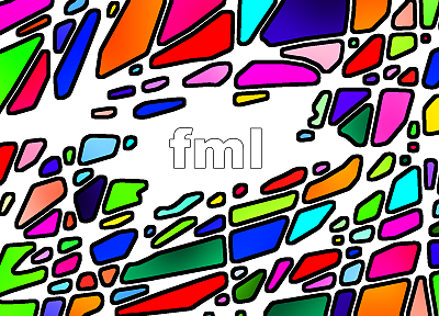 FML - random desktop wallpaper