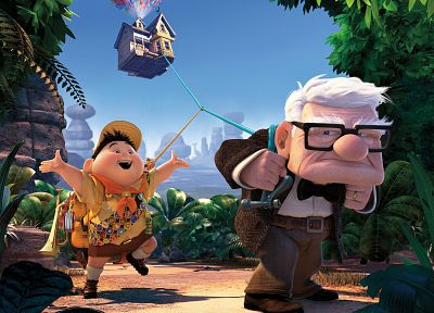 cartoons, Pixar, Disney Company, Up (movie) - related desktop wallpaper