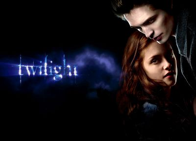 Kristen Stewart, Twilight, Robert Pattinson, Edward Cullen, Bella Swan - random desktop wallpaper