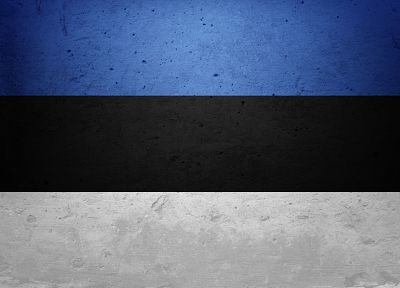 grunge, flags, Estonia - random desktop wallpaper