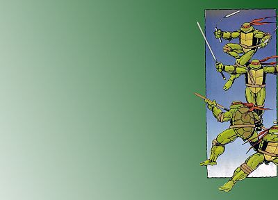 Teenage Mutant Ninja Turtles - popular desktop wallpaper