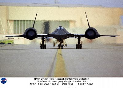 aircraft, military, SR-71 Blackbird - random desktop wallpaper