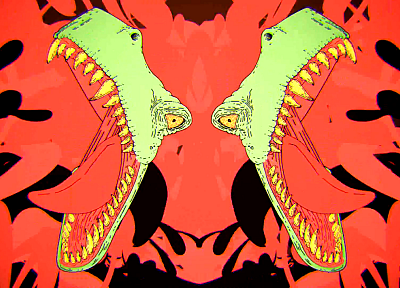 cartoons, dinosaurs, music video, 16-bit - desktop wallpaper