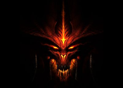 devil, Diablo III - random desktop wallpaper