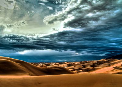clouds, landscapes, nature, deserts, skyscapes - related desktop wallpaper