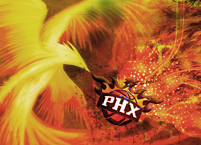Sun, phoenix, NBA, basketball, Phoenix Suns - random desktop wallpaper