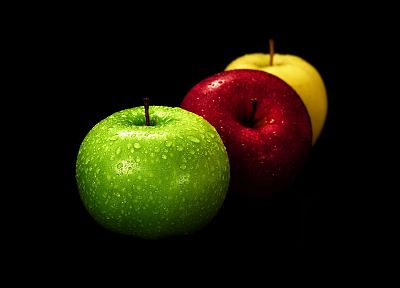 Apple Inc., fruits - random desktop wallpaper