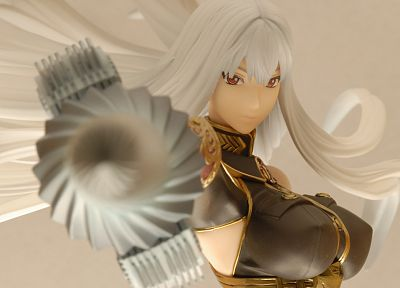 figurines, Selvaria Bles, Valkyria Chronicles - random desktop wallpaper