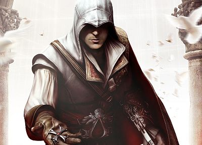 video games, Assassins Creed - desktop wallpaper