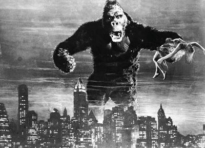 movies, King Kong - related desktop wallpaper
