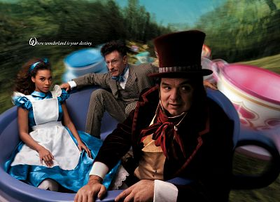 Alice in Wonderland, Beyonce Knowles, concept art, Annie Leibovitz - random desktop wallpaper