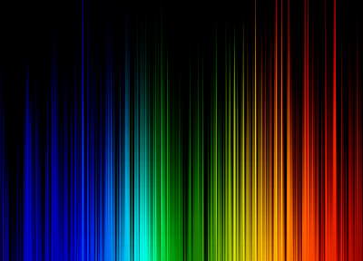 abstract, multicolor, digital art, color spectrum - random desktop wallpaper