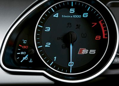 cars, Audi, RPM - random desktop wallpaper