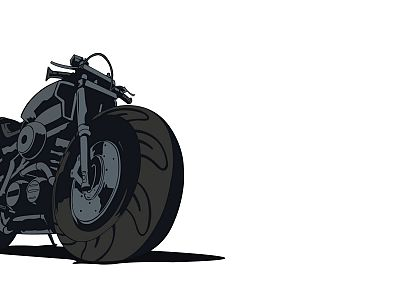 motorbikes, simple background - random desktop wallpaper