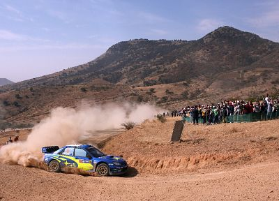 rally, Subaru, Subaru Impreza WRC - related desktop wallpaper