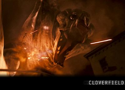 movies, Cloverfield - desktop wallpaper