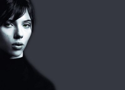Scarlett Johansson, actress - desktop wallpaper