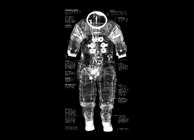 outer space, stars, NASA, Xray, space suits, information - random desktop wallpaper
