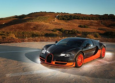 cars, Bugatti Veyron, vehicles, wheels, automobiles - random desktop wallpaper