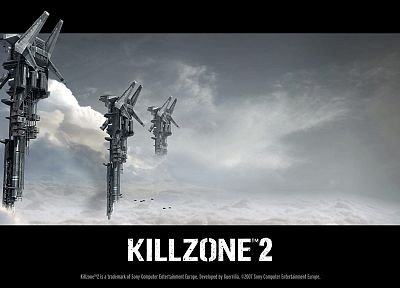 Killzone 2 - random desktop wallpaper