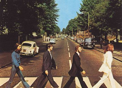 Abbey Road, The Beatles - random desktop wallpaper