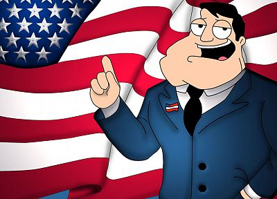 animation, American Dad, TV series - random desktop wallpaper