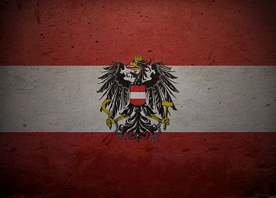 Austria, flags - random desktop wallpaper