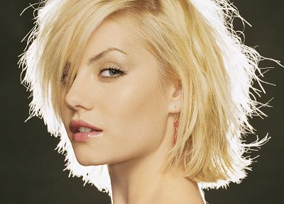 blondes, women, Elisha Cuthbert - random desktop wallpaper