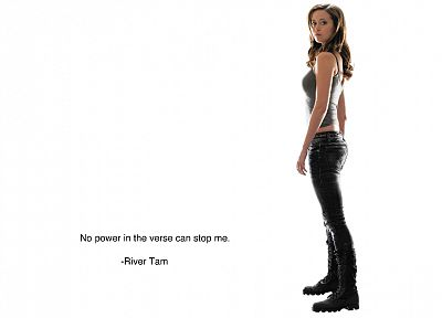 Summer Glau, Terminator The Sarah Connor Chronicles - random desktop wallpaper