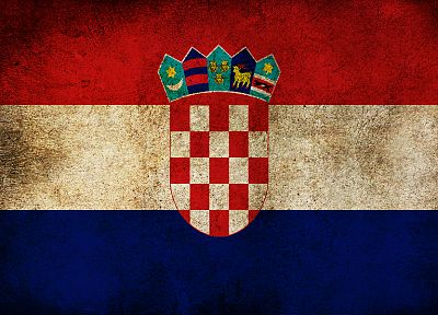 flags, Croatia - related desktop wallpaper
