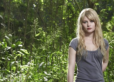 women, Emilie de Ravin - related desktop wallpaper