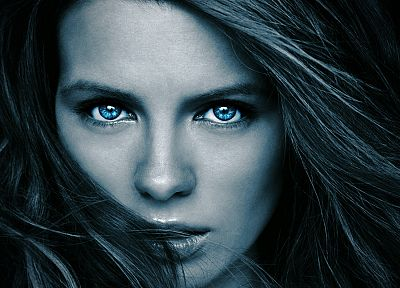 women, Kate Beckinsale - random desktop wallpaper