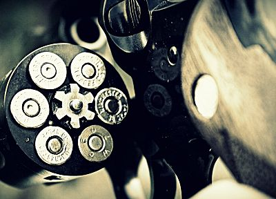 guns, revolvers, ammunition - related desktop wallpaper
