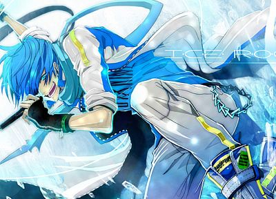 Vocaloid, Kaito (Vocaloid) - random desktop wallpaper