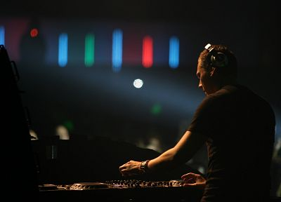 Tiësto, music - related desktop wallpaper